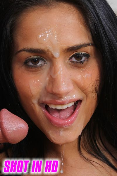Amazingly! Cum facial sex shot