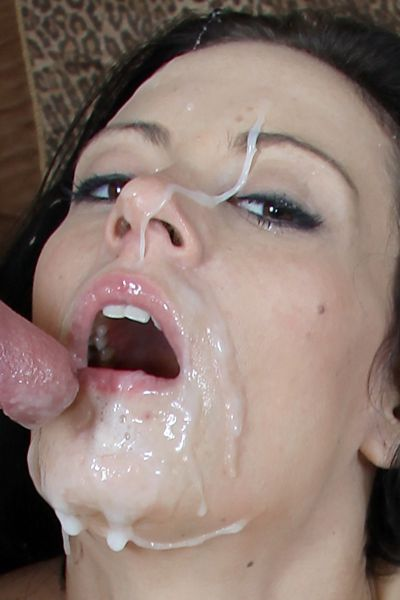 Pov Blowjob Huge Facial